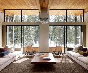 Living Room, Awesome Living Rooms Sofa Bed With Wooden Laminate Flooring Design Ideas: The Spacious Living Room Perfect For Big Family Membe...
