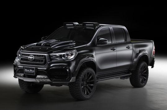 Wald Toyota Hilux Sports Line Black Bison Edition 2019 Pr In 2020 Toyota Hilux Toyota Trucks Toyota