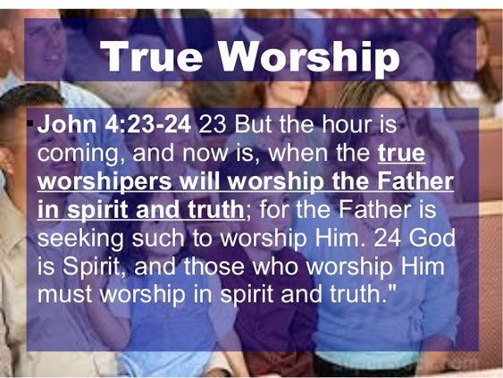 John 4:23 - Google Search