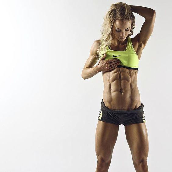 amp addict rachel scheer muscle fitness pinterest