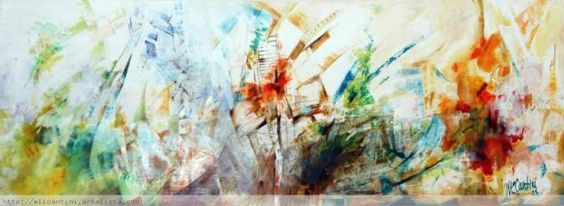 Cuatro Estaciones | Eli Cantini | Acuarela