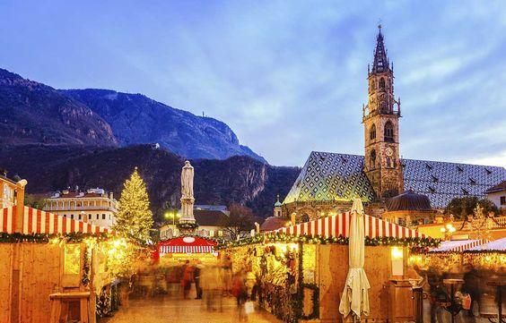 Bolzano (Italia): la belleza navideña de Tirol del Sur