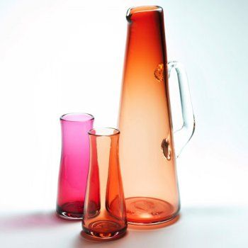 """""""Coolade"""" Pitcher + Glasses"""