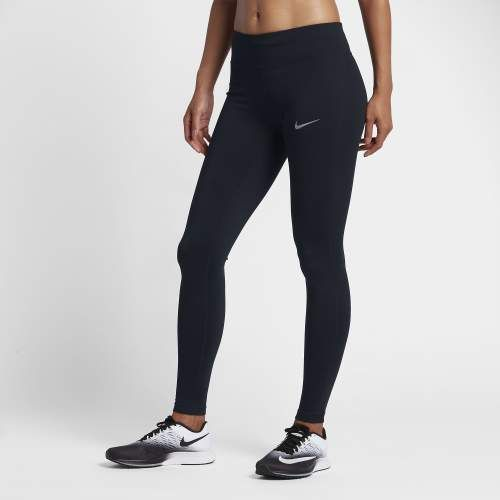 Nike Essential Women's Mid-Rise Running Tights #Women ...