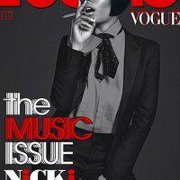Nicki Minaj For L'Uomo Vogue