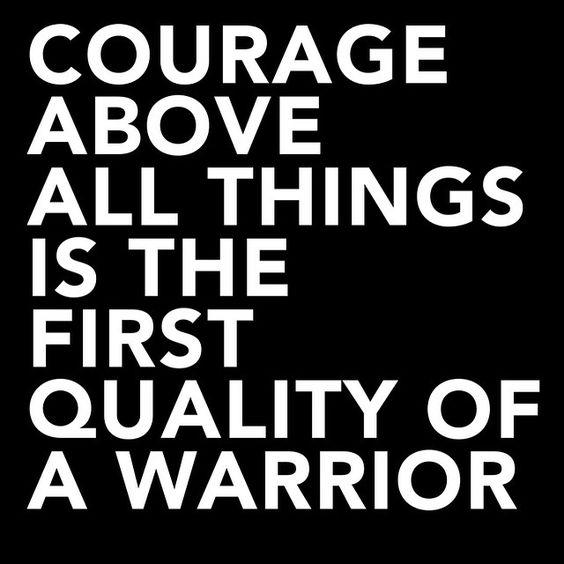 KNCER™ #kncer #krebs #becomeawarrior #battleground #fightcancer #qotd #inspirational #quote #warriorquote