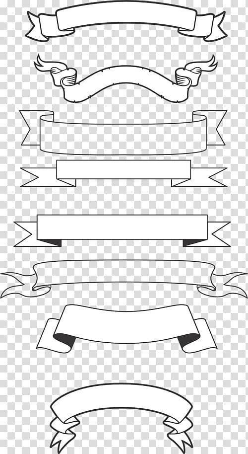 Ribbon Black And White Banner Png Youtube Logo Png Logo Design Art Pet Logo Design