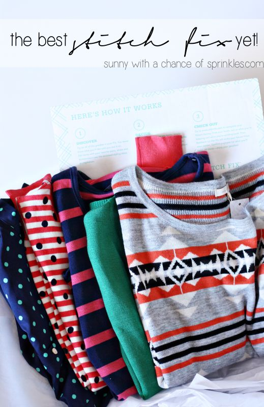 The Best Stitch Fix Yet-- where I almost kept everything! #stitchfix #subscription #box #outfits #wiww #whatiwore #clothes #fashion