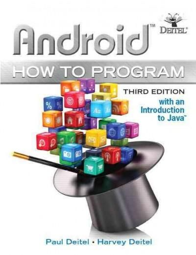 Android How to Program: With an Introduction to Java