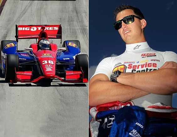 Favorite Driver Graham Rahal and Marco Andretti