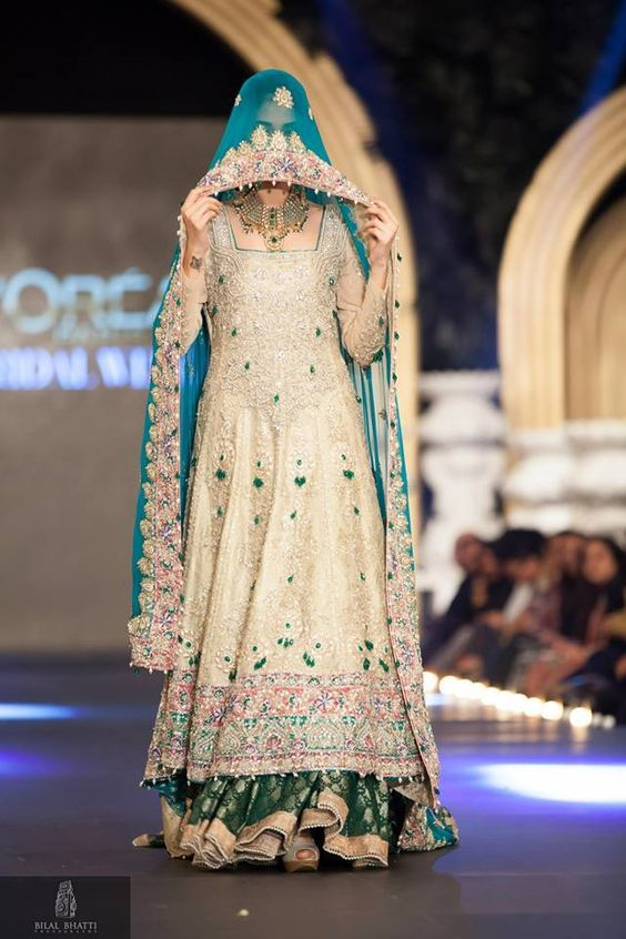 Get it at amani www.facebook.com/... Pakistani Fashion, Pakistani dress, bridal couture week #Pakistani fashion #Pakistani clothes: