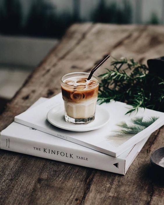 Our favorite kind of reading #Kinfolk #magazine #inspiration