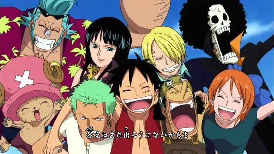 """One Piece Opening 13 : """"One Day"""" by The ROOTLESS"""