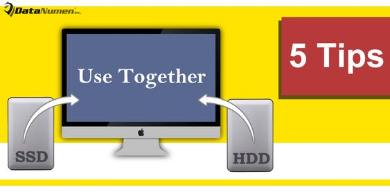 5 Effective Tips To Use Ssd Hdd Together On One Computer In 2020 Ssd Hdd Computer