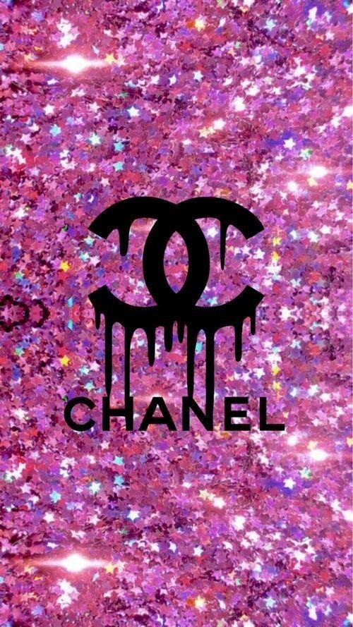 Chanel Wallpaper Wallpaperiphone Chanel Wallpapers Pretty Wallpaper Iphone Chanel Background