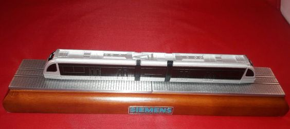 Train Model - Houston Light Rail Project, Scale, Protocol Model Siemens S 70  | Collectibles, Transportation, Automobilia | eBay!