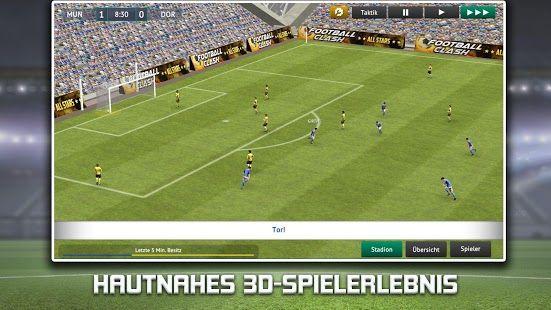 Soccer Manager 2019 Screenshot Soccer Management Soccer Field