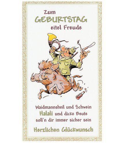 Lustige Geburtstagskarten Jager Best Of Jager Spruche Zum