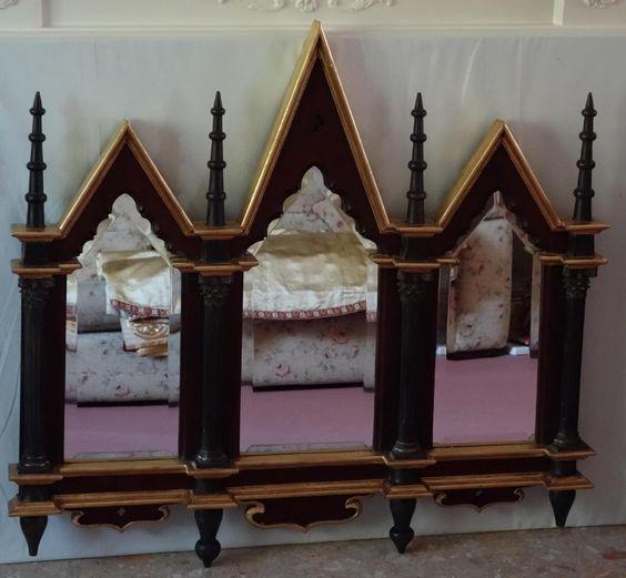 5550 Ecclesiastical Mirror.jpg (1298×1200) £300