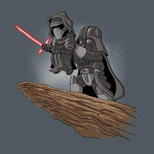 Vader X Kylo Ren #LionKing