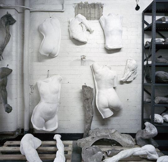 British Museum, Plaster Casting Galleries at Shepherdess Walk
