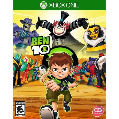 Ben 10 Xbox One Or02005 Best Buy Xbox One Games Xbox One Ben 10