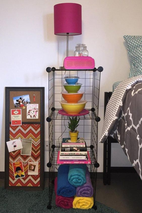 Easy and cheap ways to decorate your dorm room with DIYs and decorating hacks.