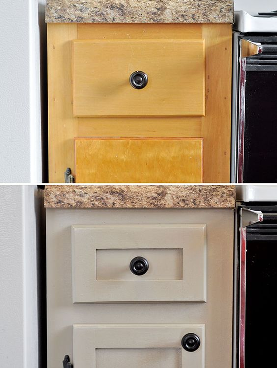 Pinterest the world s catalog of ideas for Adding molding to kitchen cabinets