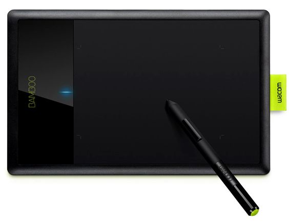 Something I'd like to try: Wacom Bamboo Connect Pen Tablet (CTL470) - for writing and illustrating on the blog  www.natashafatah.blogspot.com