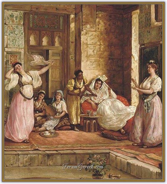 Paja Jovanovic (1859 - 1957)   Avusturyalı Ressam - Sayfa 2 - Forum Gerçek