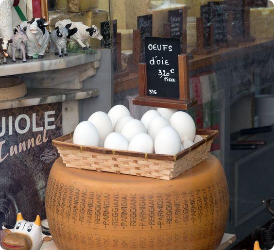 Paris Patisseries ... Oeufs