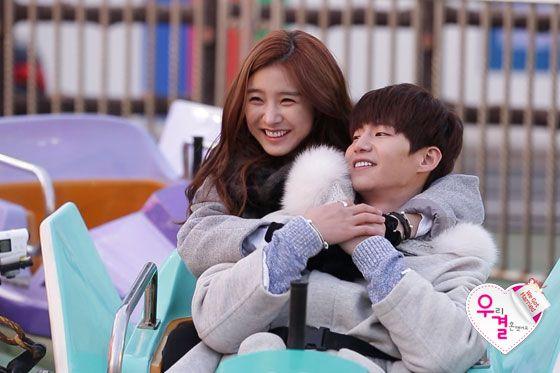 Song Jae Rim and Kim So Eun on WGM: