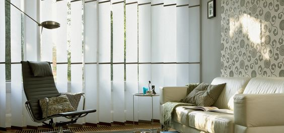 Japanese Blinds by Luxaflex and Sunway   Designer Curtains and Blinds London UK