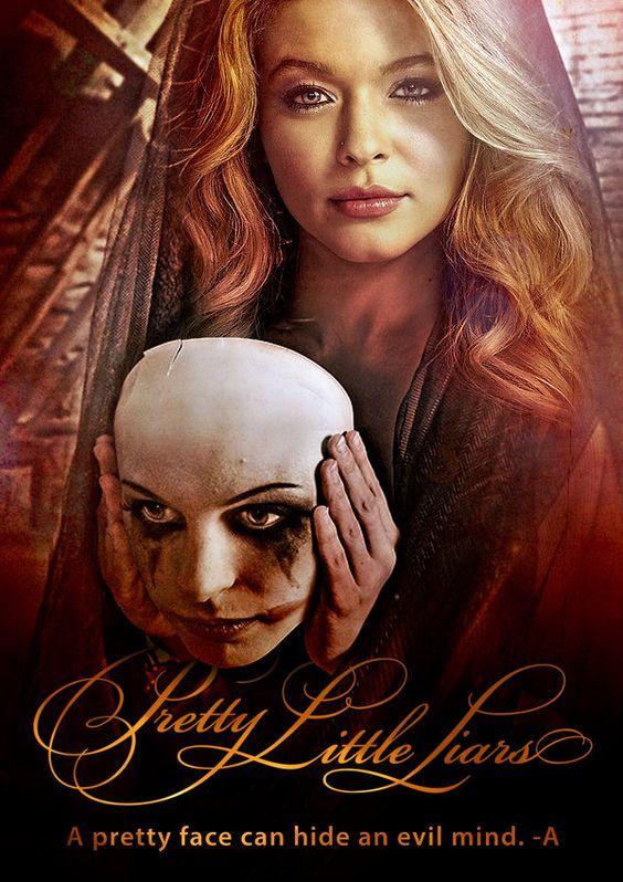 A Pretty Face Hide An Evil [Pretty Little Liars] by florentw08