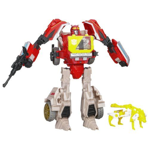 Transformers Generations Voyager Class Autobot Blaster Figure 6.5 Inches Transformers.