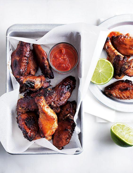 Honey glazed chicken, Kitchen tools and Honey on Pinterest