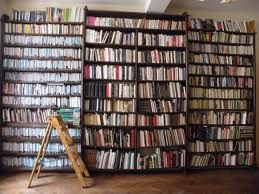 My library or the room how to glimpse into the greatest writers' imagination...