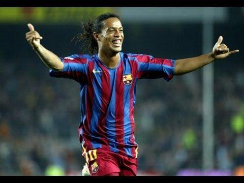 #GraciasRonaldinho FC Barcelona - 'Quan el Barça va recuperar el somriure'