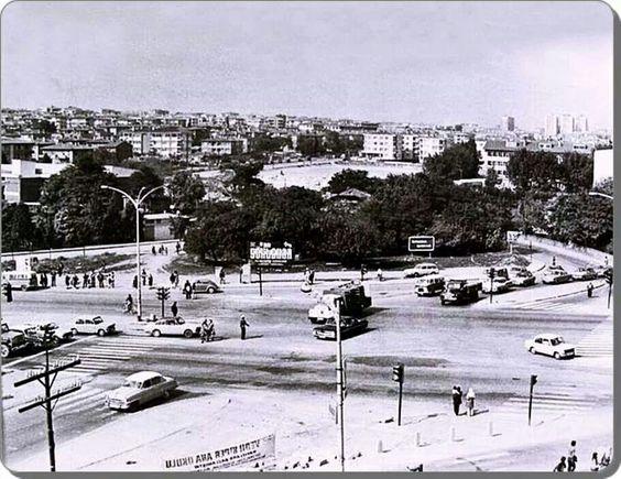 Bakirkoy/Incirli kavsagi 1970'ler