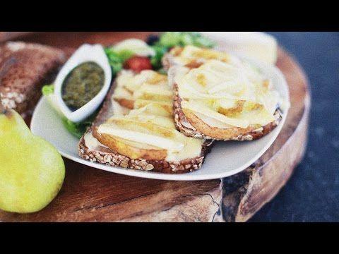 ✶ SUMMER SNACK - Veggie Brot - gesund | einfach - Rezept
