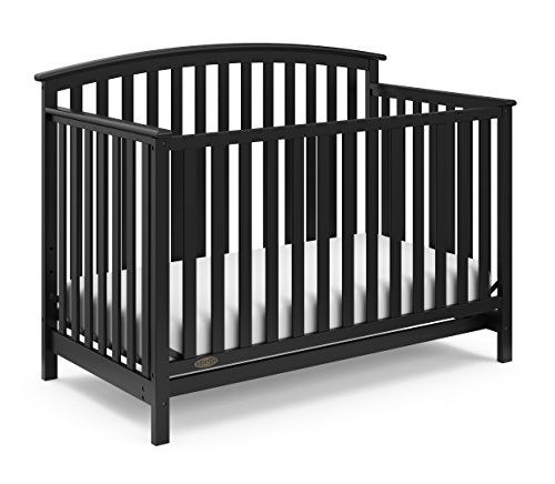 Graco Freeport 4 In 1 Convertible Crib Black Easily Con Sponsered Convertible Crib Grey Convertible Crib Cribs