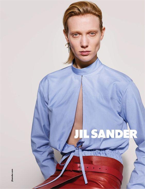 Photo Jil Sander Spring/Summer 2015 Campaign by Collier Schorr