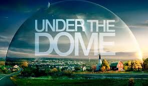 Under  The Dome, a great TV show for the summer by Stephen King.  I have the book but not done with it.