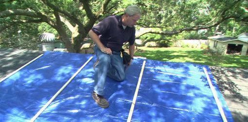 The Easy Ways To Deal With Your Roof Problems Roof Repair Diy Roof Problems