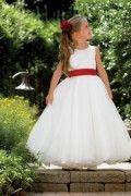 [CHF 69,44 €] Prinzessin Rechteck Birne Sanduhr Satin aufgeblähtes bodenlanges Blumenmädchenkleid