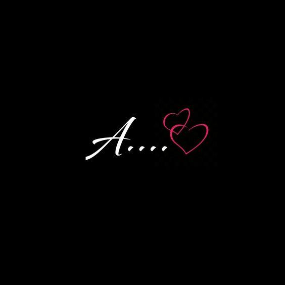 Alphabet A Stylish Alphabets Love Wallpaper Backgrounds Name Wallpaper