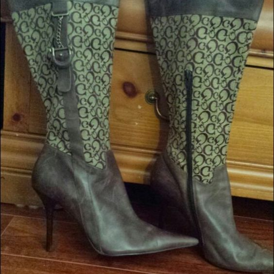 Boots Guess boots. Make an offer Guess Shoes Heeled Boots