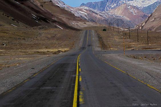 Ruta 7. Parque Nacional Aconcagua. Mendoza. Argentina