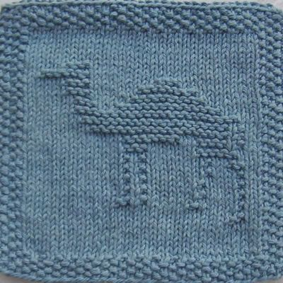 Elephant Washcloth Knitting Pattern : Shops, Pictures of and Knitting patterns on Pinterest