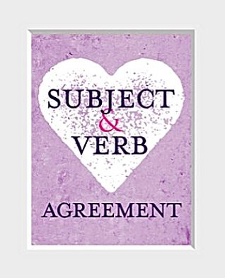 explore verb agreement subject verb and more subject verb agreement